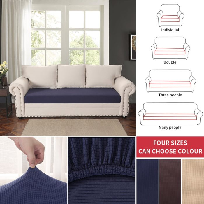 Elastic Couch Cushion Cover