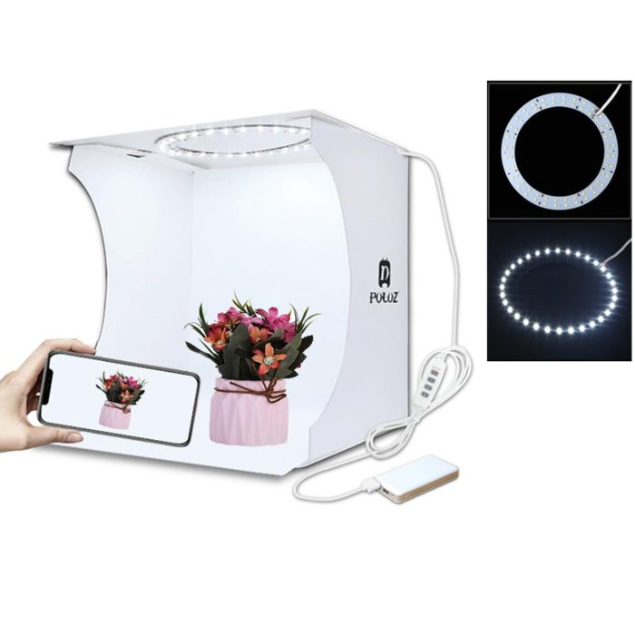Portable Photo Studio Light LED Box