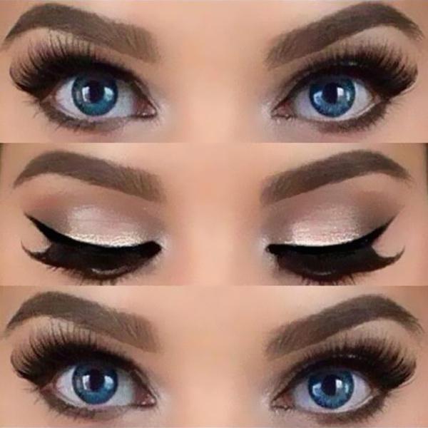 Eyeliner Stencils Makeup Guide (10 PCs)