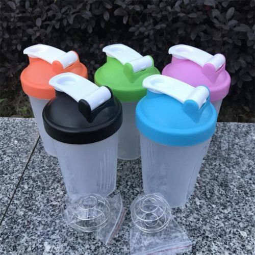 Protein Bottle Drinking Sports Cup