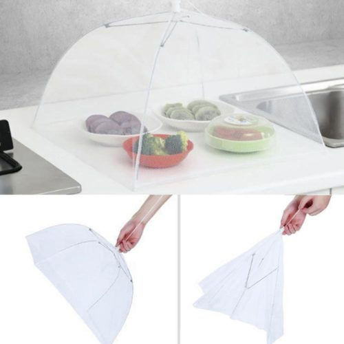 Net Food Cover Anti Fly Mesh (2 Pcs)