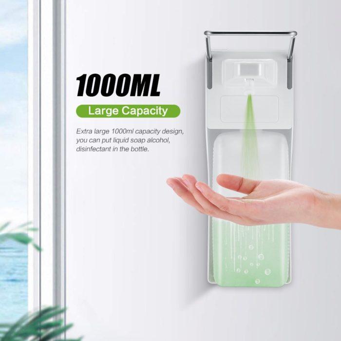 Wall Mount Soap Dispenser Manual Pump