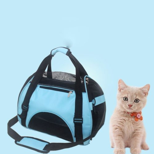 Pet Carrying Bag Breathable Handbag