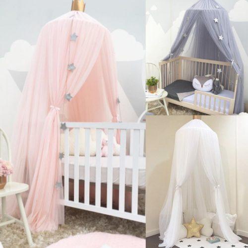 Baby Crib Canopy Mosquito Net