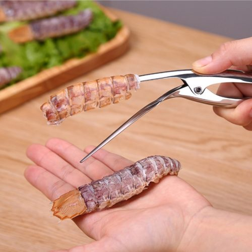 Prawn Peeler Shrimp Stripping Tool