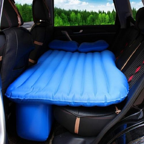 Car Back Seat Bed Inflatable Mattress