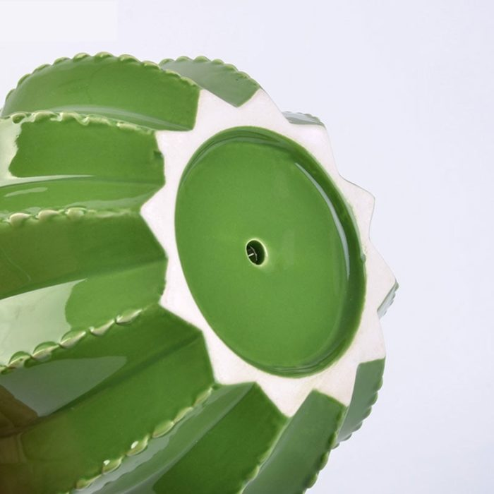 Cactus Pot Ceramic Home Decor