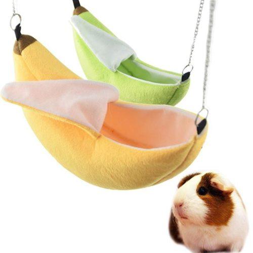 Hamster Hammock Banana Nest
