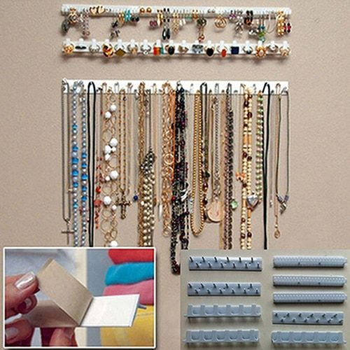 Jewelry Wall Organizer Set (9pcs)