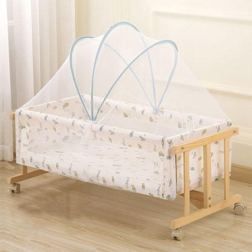Baby Crib Mosquito Net Cover