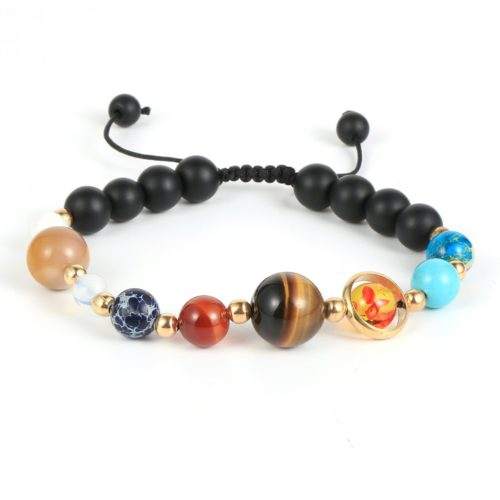 Solar System Bracelet Fashionable Jewelry