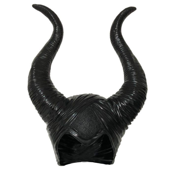 Maleficent Horns Halloween Cosplay Headgear