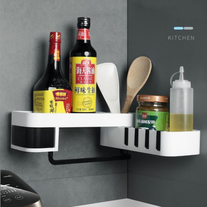 Shower Corner Shelf Organizer
