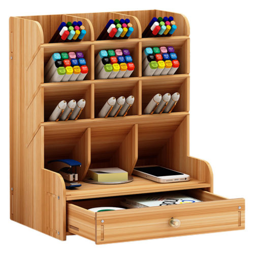 Desk Caddy Multi-Function Organizer