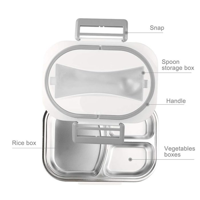 Portable Electric Heating Lunchbox