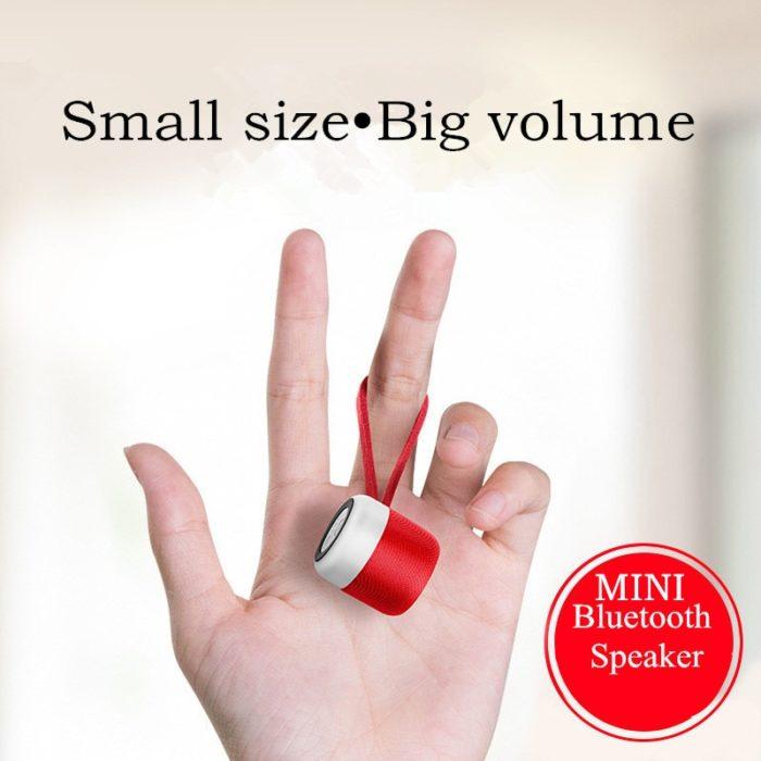 Mini Bluetooth Pocket Speaker