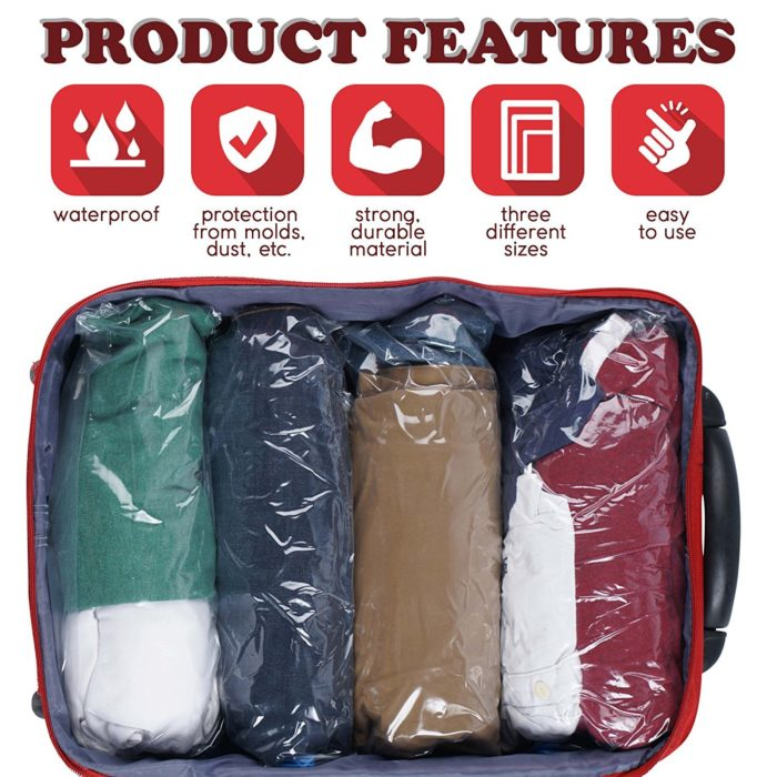 Roll-up Travel Compression Bag