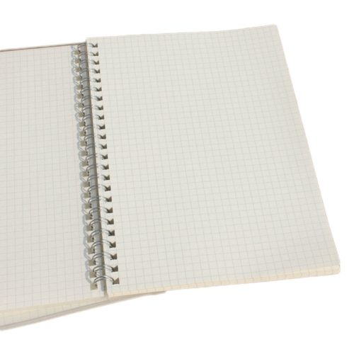 Grid Notebooks 50-Sheet Pads (3pcs)