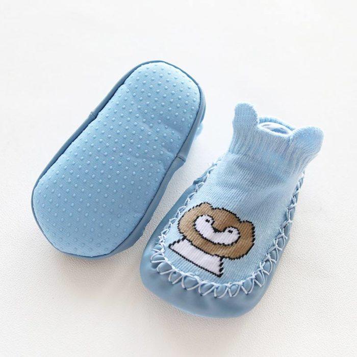 Baby Anti Slip Socks (1 Pair)