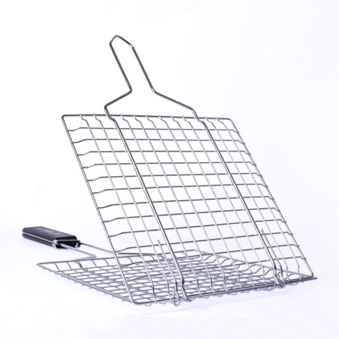 Grill Net BBQ Wire Clamp