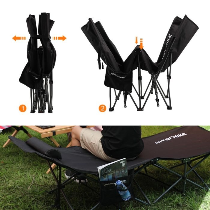 Foldable Camping Cot Bed