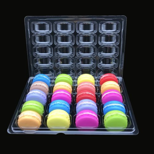 Macaron Packaging Multiple-Slot Box