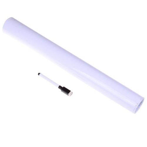 Sticker Whiteboard Self-Adhesive Sheet (1 PC)