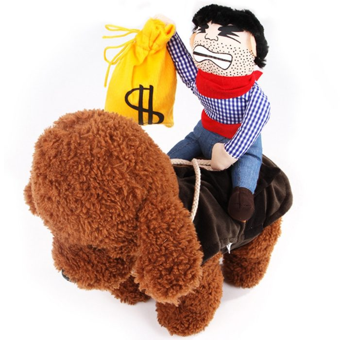 Cowboy Costume for Dogs Pet Clothing