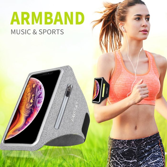 Arm Phone Pouch for Running