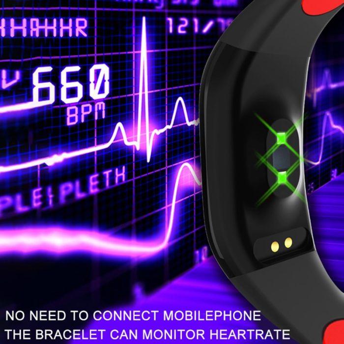 GPS Fitness Tracker Smartwatch