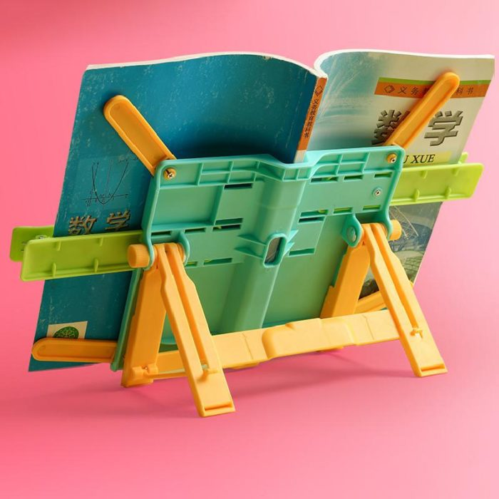 Book Stand For Reading Portable Book Holder