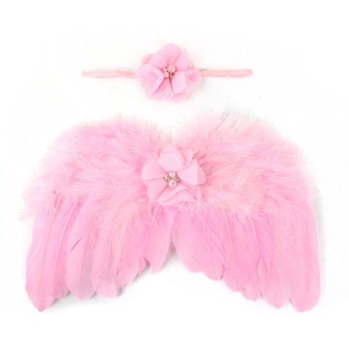 Baby Angel Wings Photography Accessory
