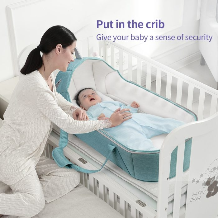 Baby Carrycot Travel Bed