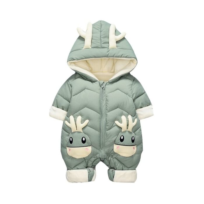 Baby Snow Suit Winter Jumpsuit