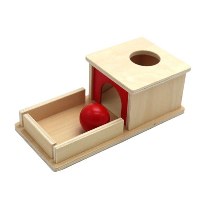 Object Permanence Box Montessori Toy