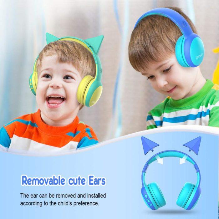 Foldable Kid's Wireless Headphones