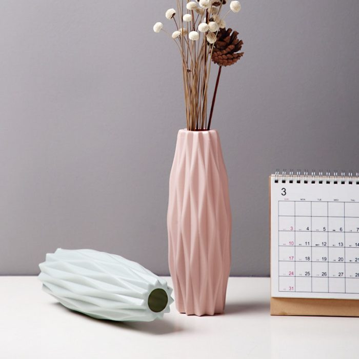 Modern Flower Vase Home Decor