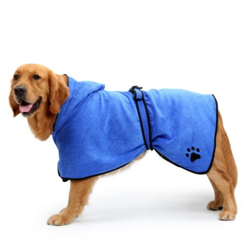 Dog Towel Robe Pet Microfiber Cloth