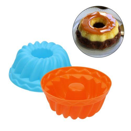 Pudding Molds Silicone Set (12pcs)