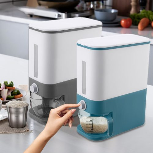 Automatic Grains Container Dispenser