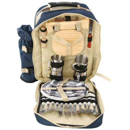 Outdoor Picnic Bag Set (4Persons)