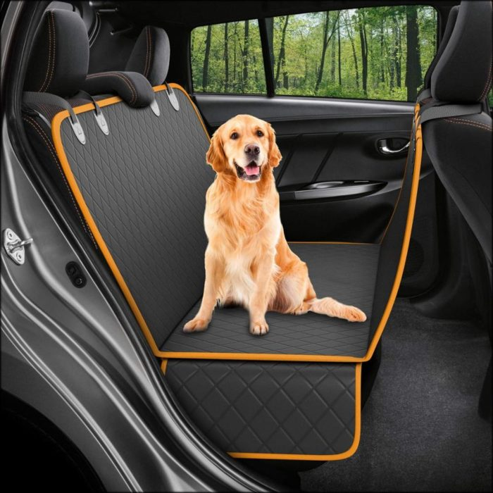 Back Seat Protector Car Dog Cover