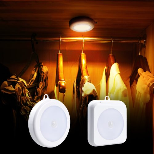 Wireless Closet Light Motion Sensor Lamp