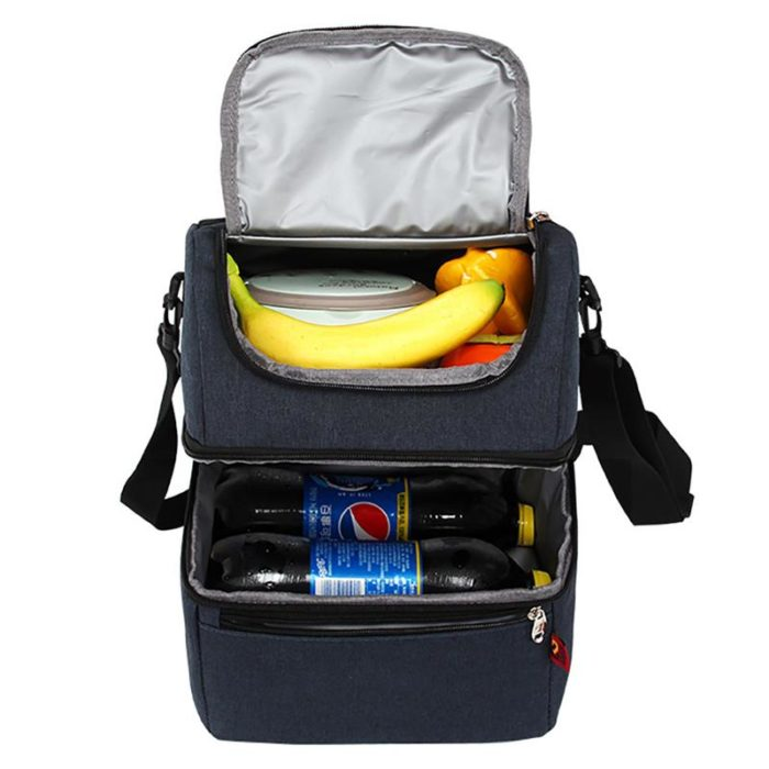 Thermal Food Bag Insulated Lunch Bag