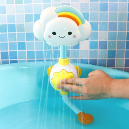 Shower Toy Cloud Showerhead