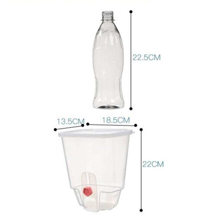 Auto Pet Feeder for Food and Water