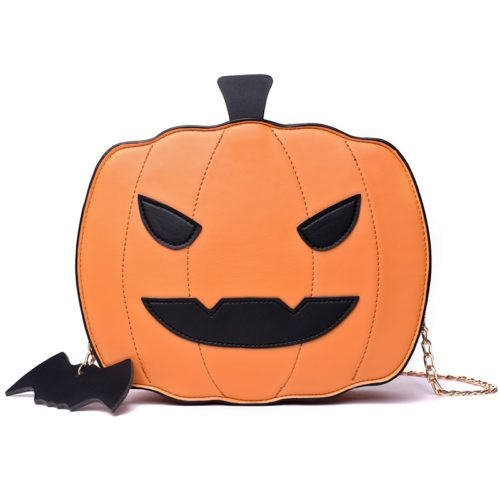 Pumpkin Bag Ladies Halloween Crossbody Bag
