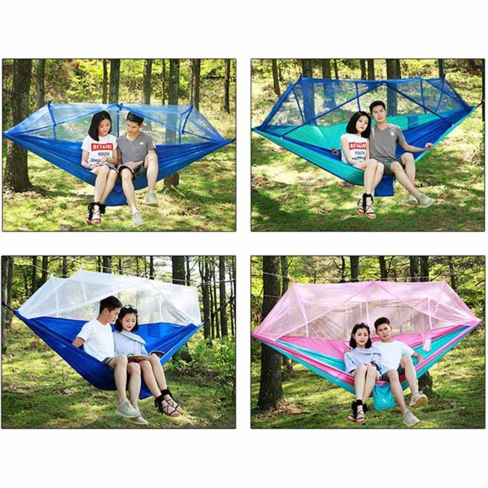 Tent Hammock with Mosquito Net