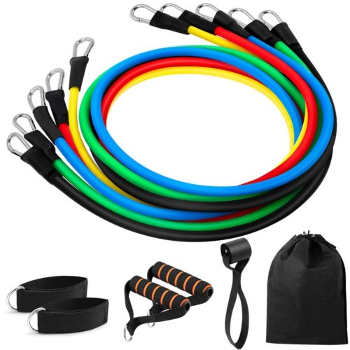 Pull Rope Set with Accessories (11pcs)