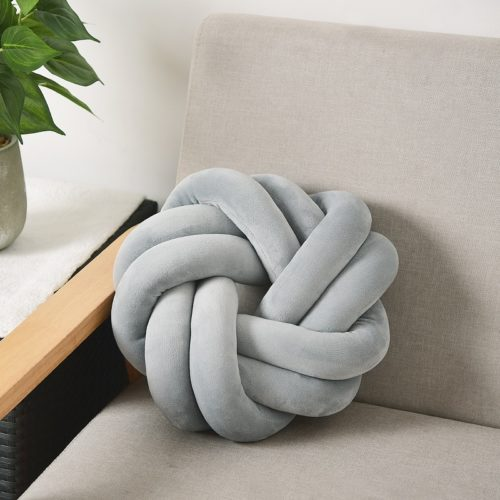 Knot Cushion Cotton Pillow